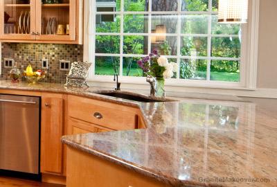 granite countertops photos