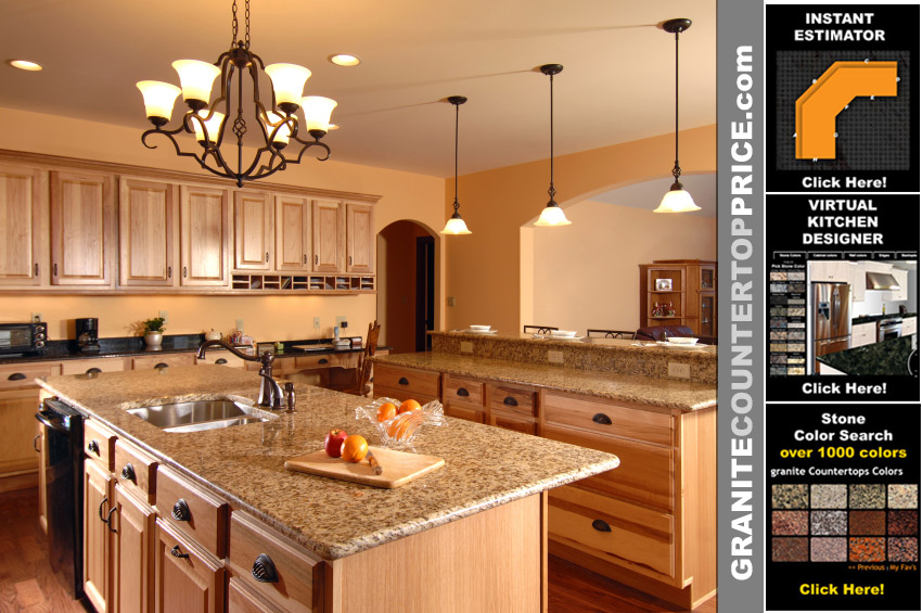 granite countertops price