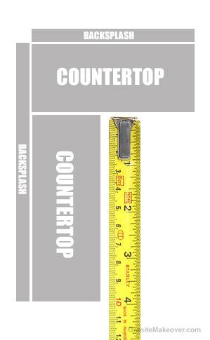 Measure For Granite Countertops Estimate